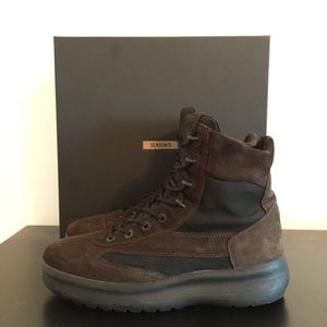 25a02d4ef0365 Yeezy Shoes - Yeezy Season 5 Oil Military Boot